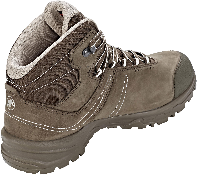großer Rabatt am besten bewerteten neuesten Kundschaft zuerst Mammut Nova III Mid GTX Shoes Women bark-white